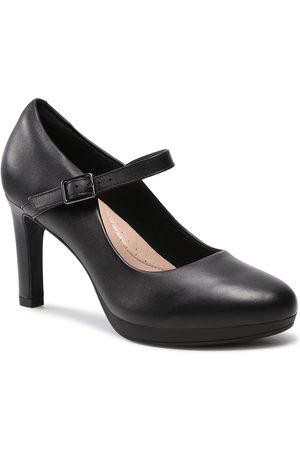 Clarks Ambyr Shine 261577844 Black Leather