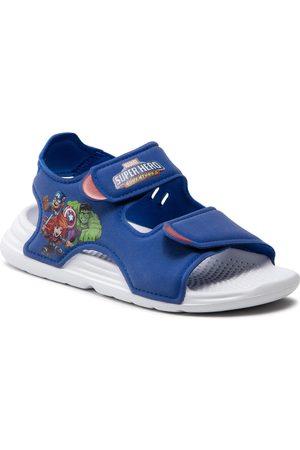 adidas Swim Sandal C FY8938 Royblu/Ftwwht/Vivred