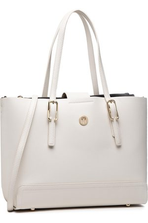 Tommy Hilfiger Honey Med Tote AW0AW09657 BGE