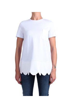 ROSE' A POIS T-Shirt CINCILLA Kurzarm Damen