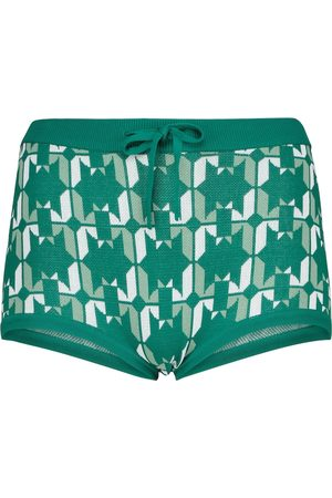DODO BAR OR Shorts aus Jacquard-Strick
