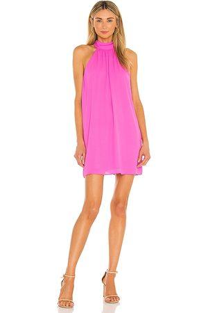 krisa Tie Back Halter Dress in . Size XS, M.