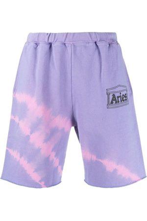 ARIES Damen Shorts - Shorts mit Logo