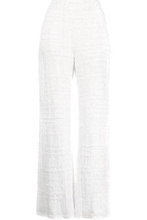 Semsem Damen Hosen & Jeans - Gerade Hose