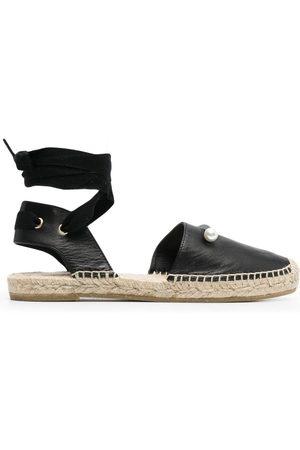 COLIAC Damen Espadrilles - Espadrilles mit Knöchelband