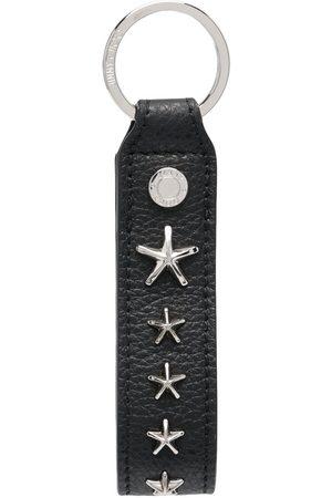 Jimmy Choo Schlüsselanhänger mit Sternnieten