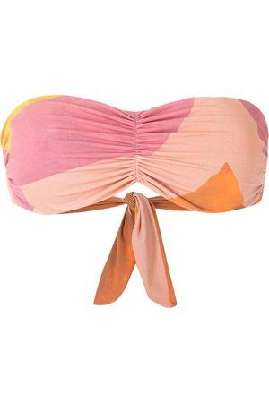 CLUBE BOSSA Damen Bikinis - Gerafftes Bikinioberteil