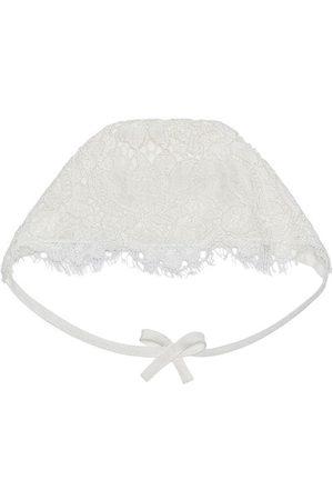 Dolce & Gabbana Mütze mit Spitzendetail