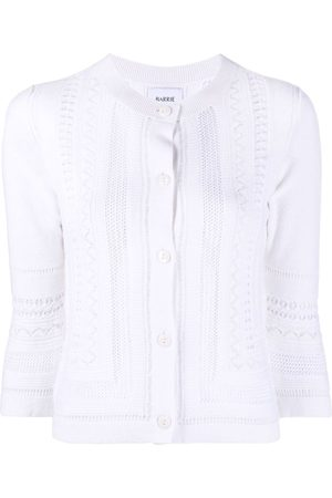Barrie Cropped-Cardigan
