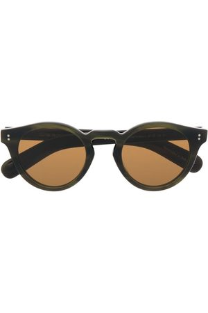 Oliver Peoples Runde Martineaux Sonnenbrille