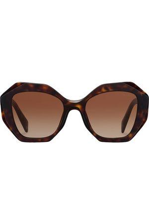 Prada Damen Sonnenbrillen - Sonnenbrille in Schildpattoptik