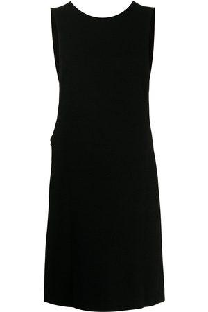 Gia Studios Kleid mit geradem Schnitt
