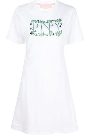 BAPY BY *A BATHING APE® T-Shirtkleid mit Logo