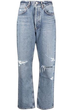 AGOLDE Damen Straight - Klassische Jeans