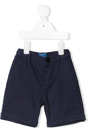 FAY KIDS Bermuda Shorts - Bermudas mit Logo-Stickerei