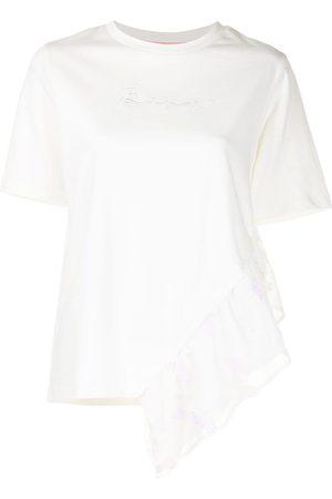 BAPY BY *A BATHING APE® T-Shirt mit Logo-Stickerei