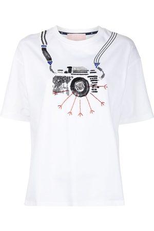 BAPY BY *A BATHING APE® Verziertes T-Shirt