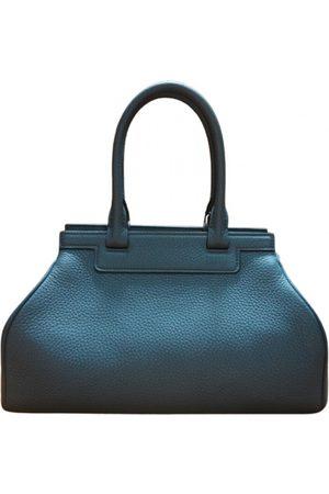 Moynat Damen Handtaschen - \N Handtasche in Leder