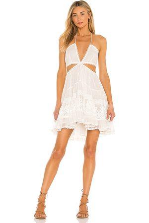 ROCOCO SAND Ame Mini Dress in . Size S.