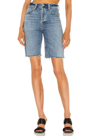 AGOLDE Damen Shorts - 90's Pinch Waist Short in . Size 24, 25, 26, 27, 28, 29, 30, 31, 32, 33, 34.