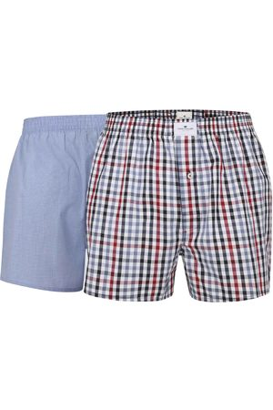TOM TAILOR Pure Cotton Web-Boxershorts, 2er-Pack