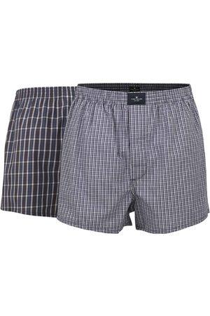 TOM TAILOR Pure Cotton Web-Boxershorts, 2er-Pack