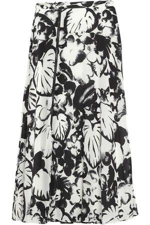 Essentiel Antwerp Vink Long Wine Skirt , Damen, Größe: 38