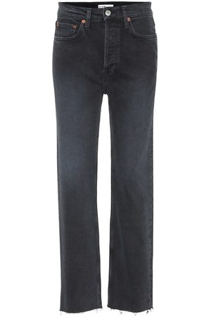 Re/Done High Rise Comfort Stretch Jeans , Damen, Größe: W26