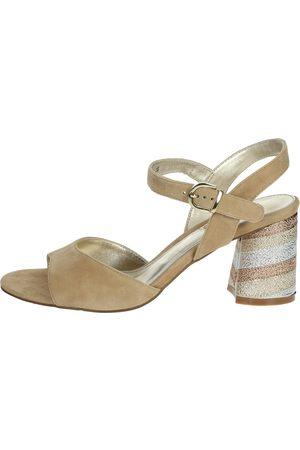 Luciano Barachini Damen Schuhe - Cc201 Sandalo , Damen, Größe: 37