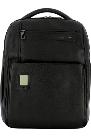 Piquadro Akron 15.6 Large PC Backpack with Rfid , Herren, Größe: One size