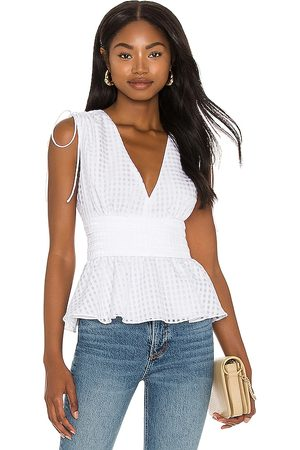 Amanda Uprichard Westerly Top in . Size XS, S, M.