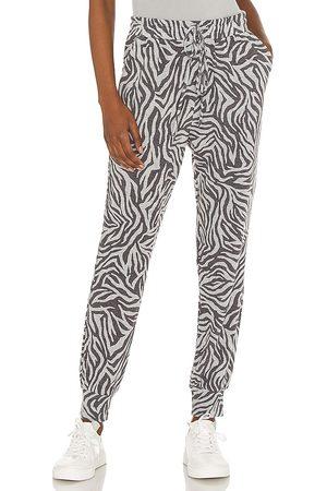 1. STATE Chic Zebra Jogger in . Size XXS, XS, S, M, XL.