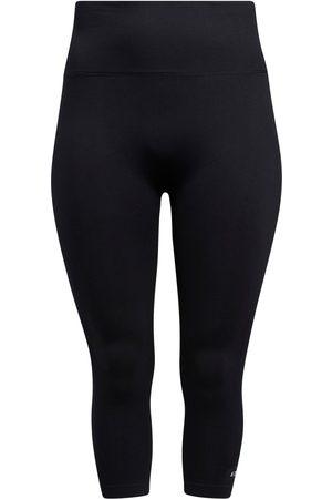adidas Damen Strumpfhosen - Plus Size Tights Damen