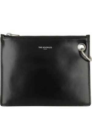 The Kooples Pochettes Leather Ice Pochette