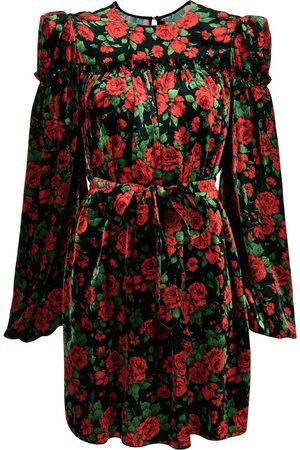 The Vampire's Wife Damen Freizeitkleider - Kleid mit Rosen-Print