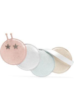 BONPOINT Mädchen Gürtel - Metallic-Gürtel mit Applikation
