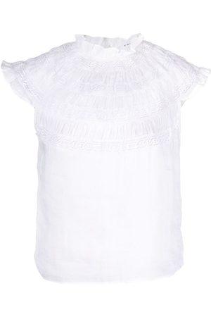 Frame Damen Blusen - Bestickte Bluse
