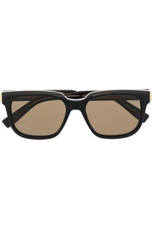 Dunhill Sonnenbrille mit eckigem Gestell