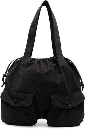 Y'S Damen Handtaschen - Handtasche mit Kordelzug