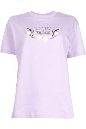 BAPY BY *A BATHING APE® T-Shirt mit Perlen