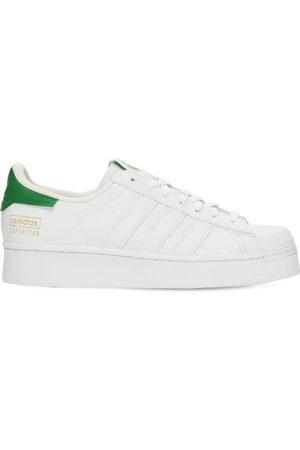 "ADIDAS ORIGINALS Damen Sneakers - Sneakers Aus Primegreen ""superstar Bold"""