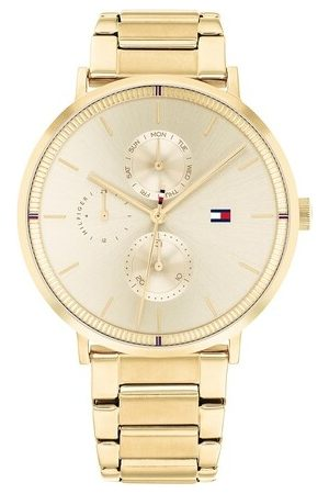 Tommy Hilfiger Uhr Multifunctional Watch gold