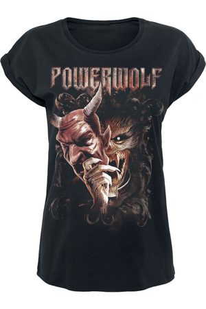 Powerwolf Damen T-Shirts, Polos & Longsleeves - Mask T-Shirt
