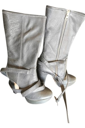 Clements Ribeiro \N Stiefel in Leder