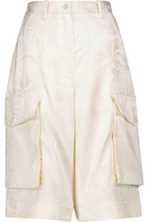 J.W.Anderson Shorts aus Jacquard