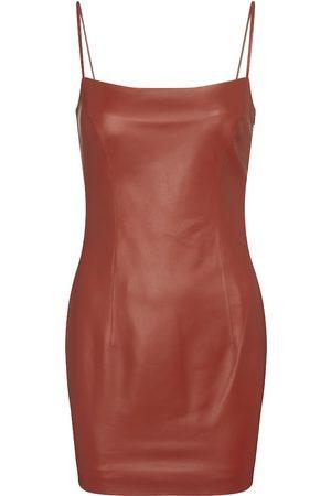 Zeynep Arcay Minikleid aus Leder