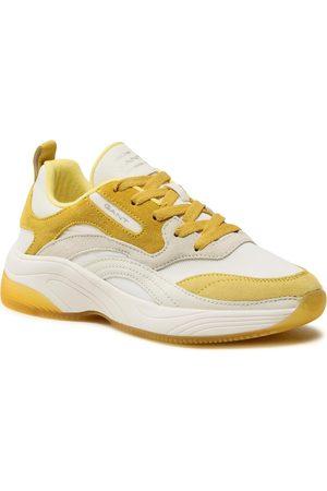 GANT Calinne 22533552 Off White/Yellow G206