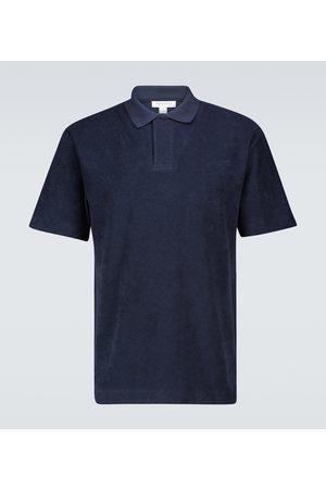 Sunspel Poloshirt aus Baumwolle