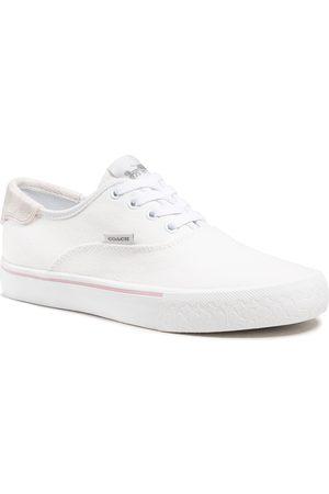 Coach Citysole Skate Canva C2702 10011275 Optic White