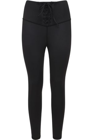 "MICHI Leggings Mit Glanz ""rebel"""